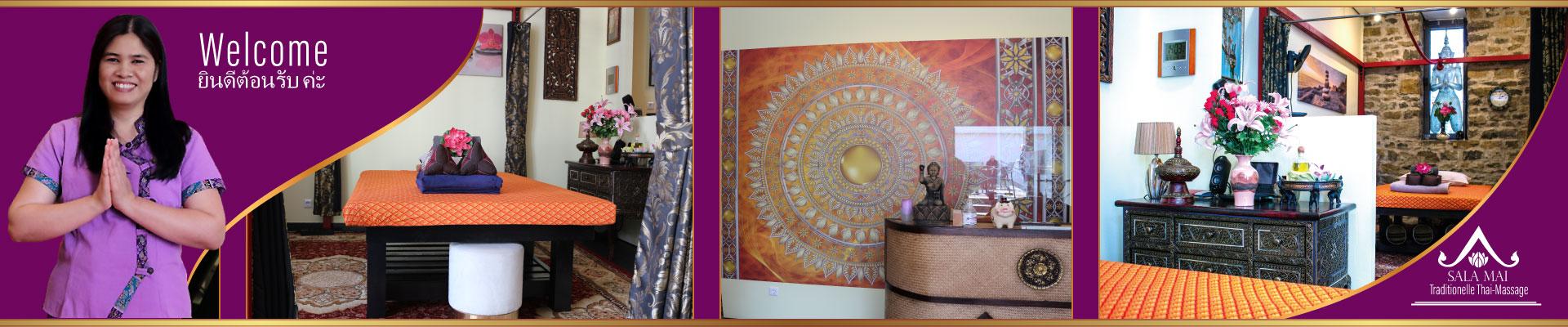 Sala Mai Thai-Massage Wellness und Spa in Waiblingen